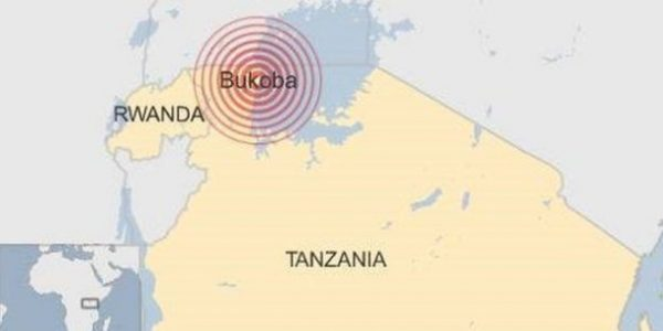 Emergency Update: Earthquake, Tanzania