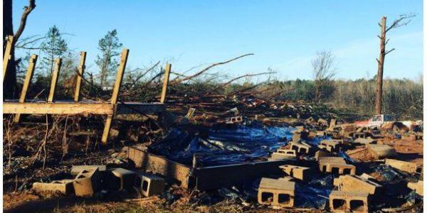 Emergency Update: Tornadoes, Storms Sweep Across U.S.
