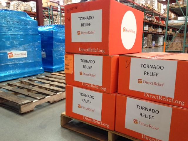 Tornado relief arkansas - 04 29 14