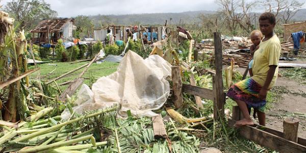 Update: Vanuatu Cyclone Response
