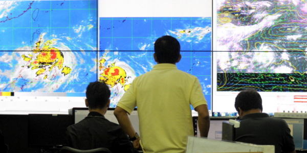 Readying Response as Typhoon Glenda Hits the Philippines