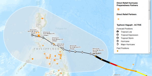 Typhoon Hagupit: Preparing Communities in Superstorm's Path