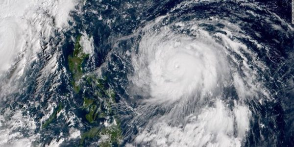 Emergency Alert: Typhoon Haima Hits the Philippines