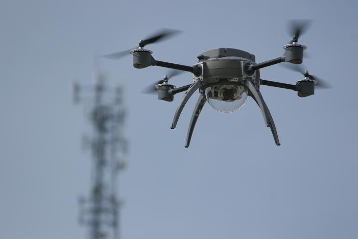 Humanitarian UAV