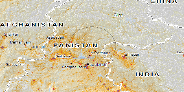 Monitoring Medical Needs After 5.4 Earthquake in Pakistan