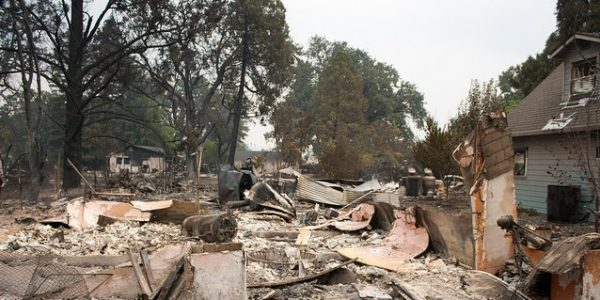 Valley Wildfire Update: Survivors Return Home, Assess Damage