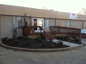 WHC Clinic building