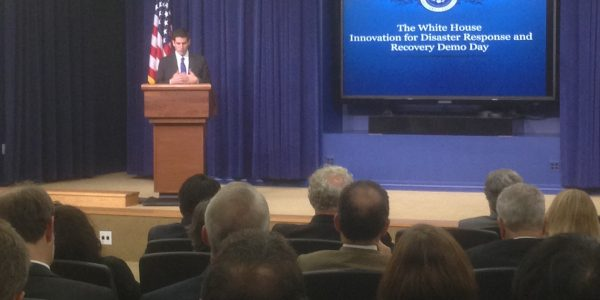 Direct Relief Joins White House Disaster Response and Recovery Demo Day