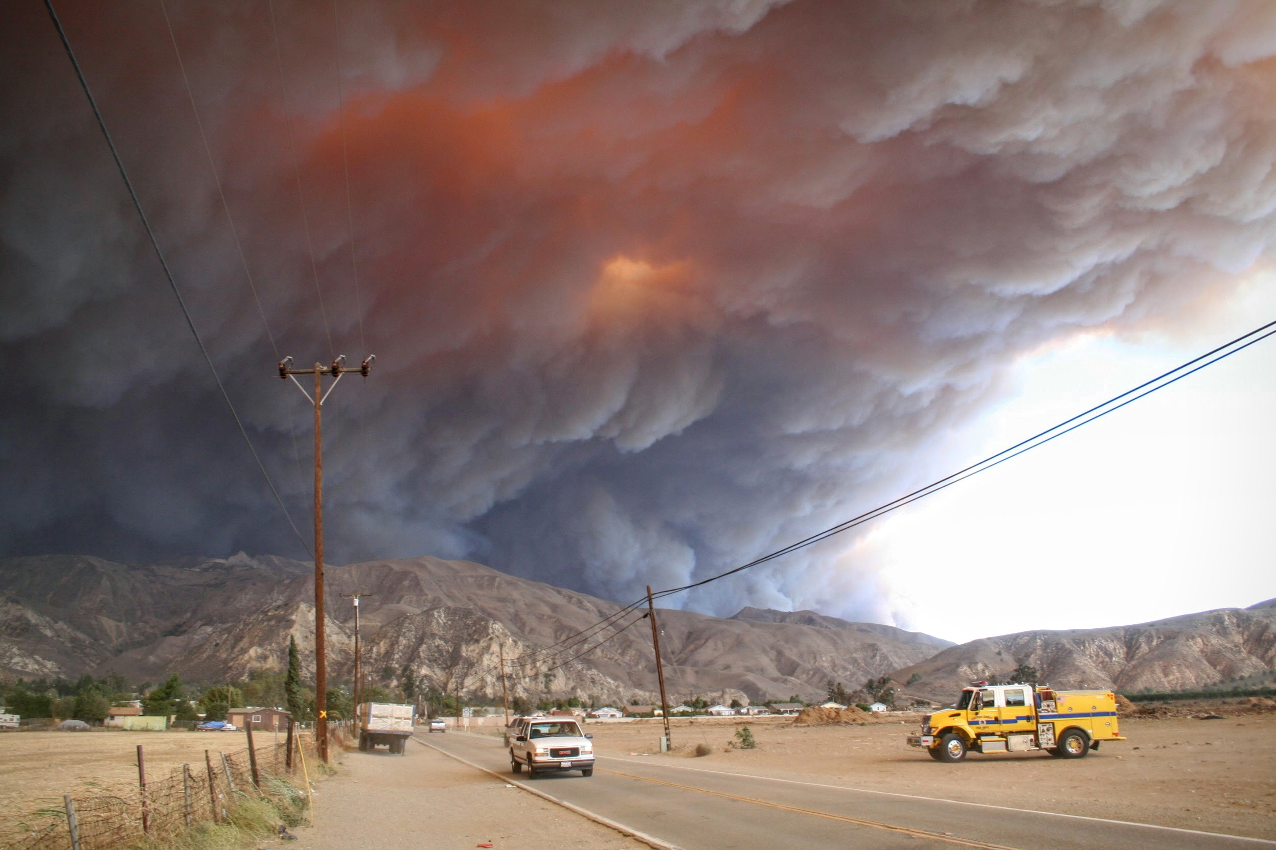 Direct Relief Wildfire Response
