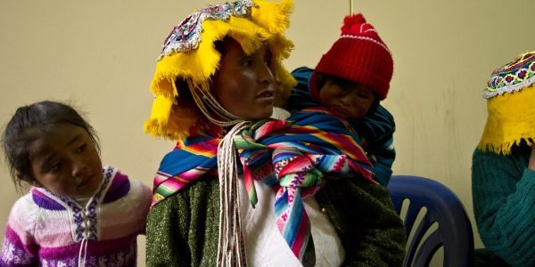 Helping Peruvian Women Access Cervical Cancer Prevention and Treatment