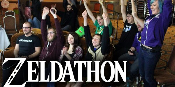 Zeldathon Blasts Off for Charity