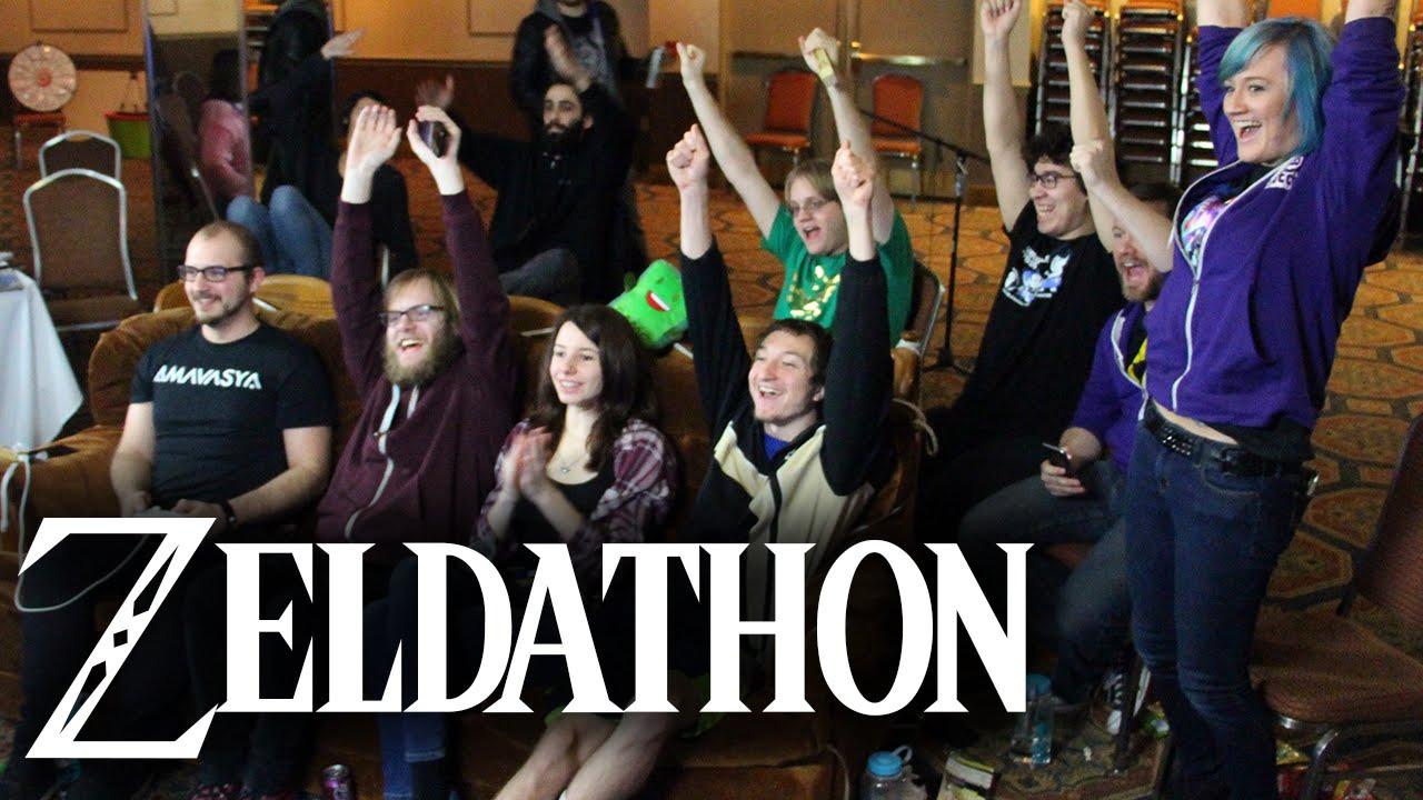 Zeldathon Image