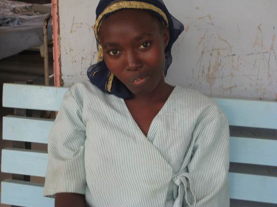 anna fistula survivor - Photo by Jane Lehnhoff
