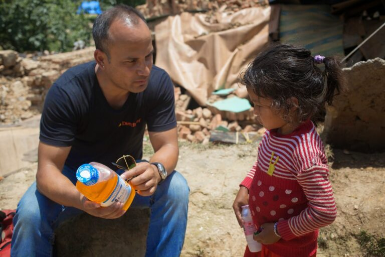 Direct Relief Staff Responds to Nepal Earthquake