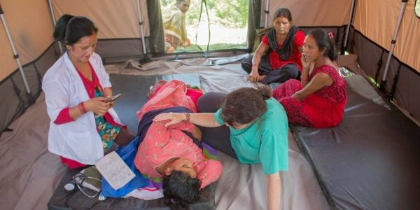 Nepal: Midwives' Chronic Needs Become Urgent After Earthquakes
