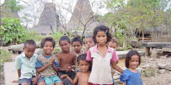 Children in Indonesia Receive Nutritional Support from Abbott