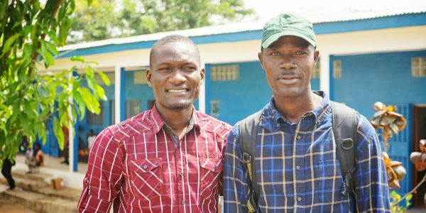 From the Field: Community Health Workers Prove Paramount to Ebola Recovery