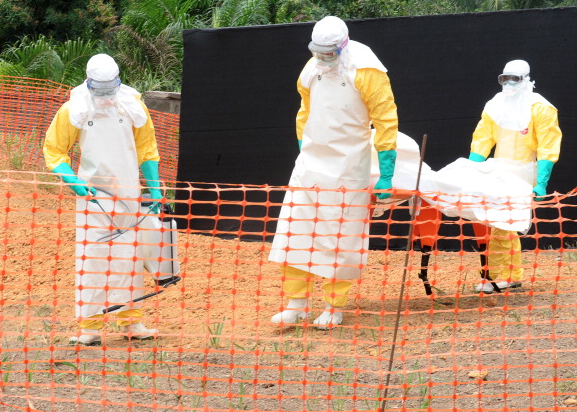 ebola getty image