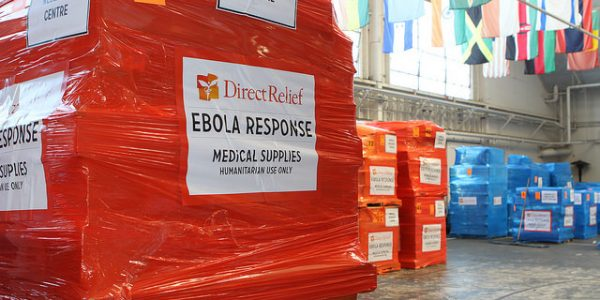 Statement Regarding Donations for the West Africa Ebola Outbreak