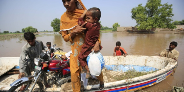 Responding to Flooding in Pakistan & India