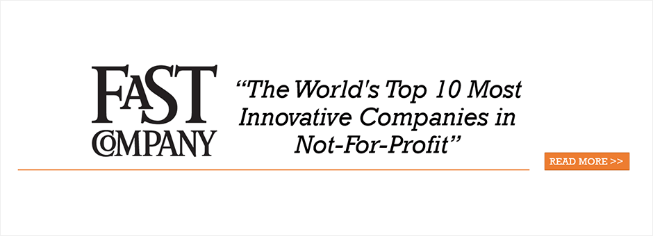 Direct Relief recognized as Top 10 Most Innovative Not-For-Profit by Fast Company