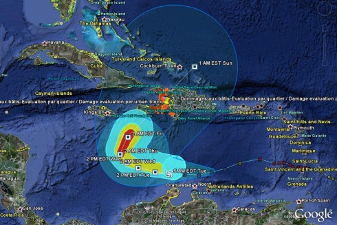 Hurricane Tomas Haiti
