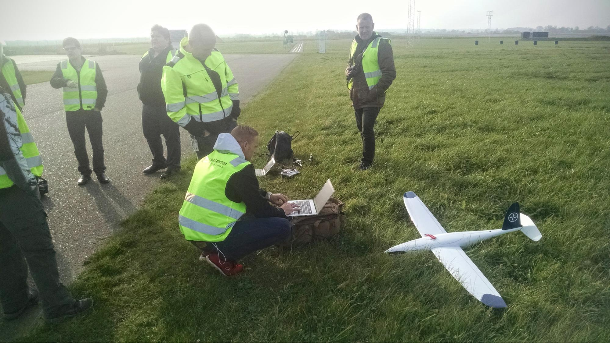 Cumulus UAV Prep