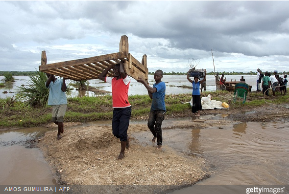 malawi floods getty images