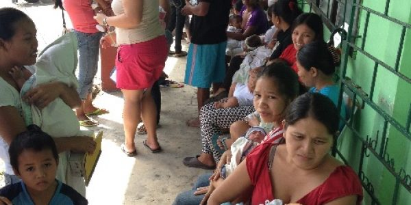 Three Months after Typhoon Haiyan, Need for Medical Aid Remains High