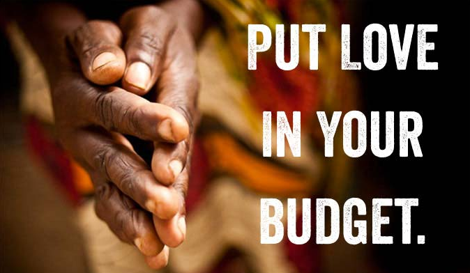 1% for Humanity seeks to change the world by challenging members to give just 1% of their budget to fight poverty and injustice worldwide.