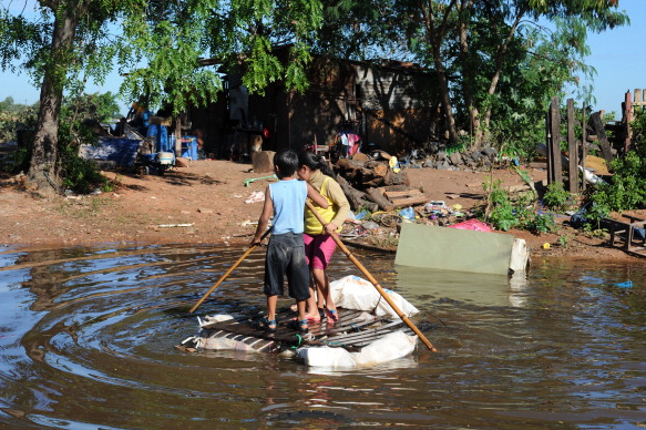 paraguay floods getty 06 2014