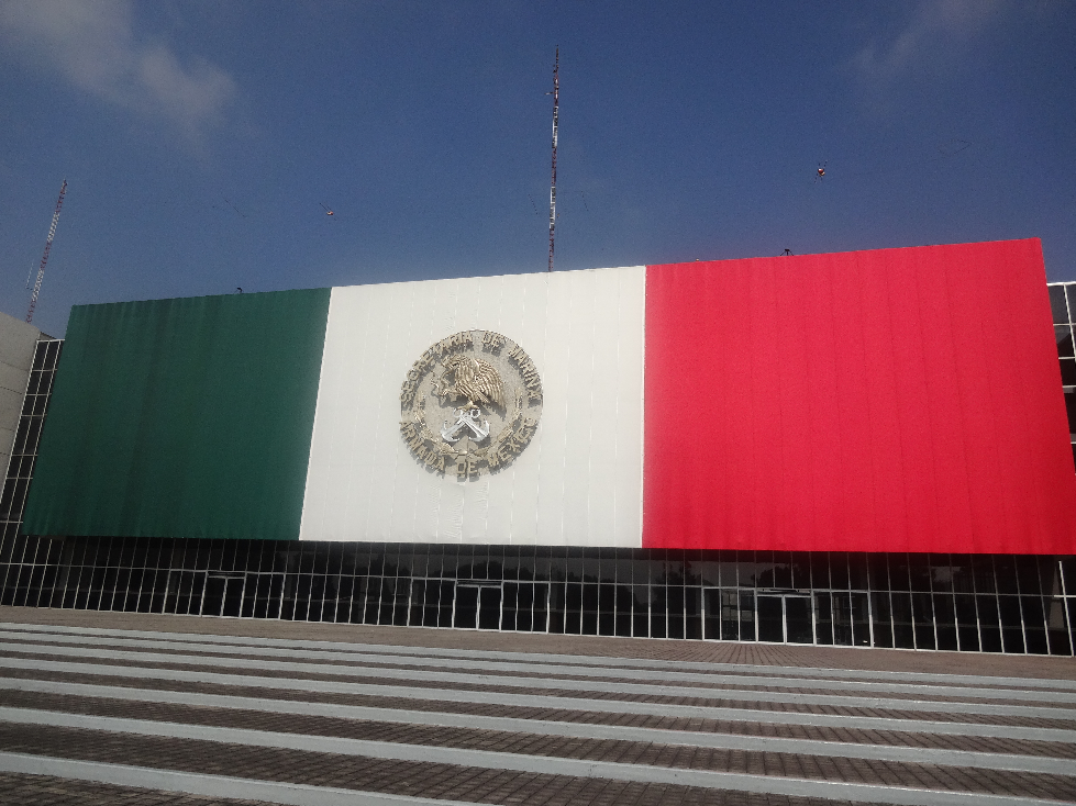 The Mexican navy have led logistical responsibilities for bringing aid to those in need.
