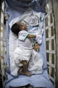 pneumonia baby