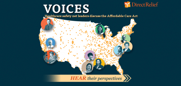 Click here to hear healthcare safety net leaders discuss the Affordable Care Act